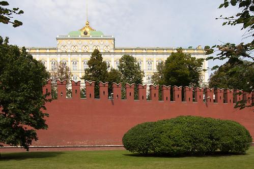 Kremlin 2.12 Moscow, Russia