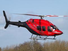 G-HPIN Bell 429-Global Ranger Helicopter (Harpin Ltd)