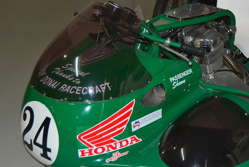 1972 Honda Post-Classic Sidecar (3)