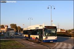 Heuliez Bus GX 317 GNV – Tisséo n°0327
