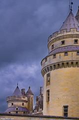 Tour Jules César - Julius Caesar tower - Photo of Vivières