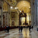 Basilica Papale di San Pietro 1 - https://www.flickr.com/people/21747240@N05/