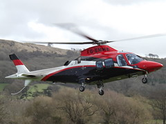 G-EMHE Agusta A109S Grand Helicopter (East Midlands Helicopters Ltd)