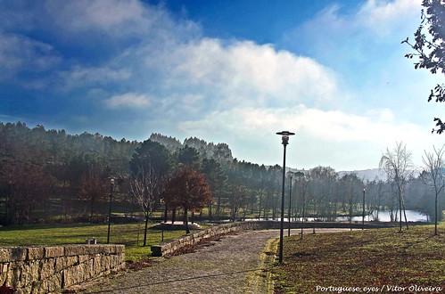 Parque Urbano de Vila Nova de Paiva - Portugal 🇵🇹