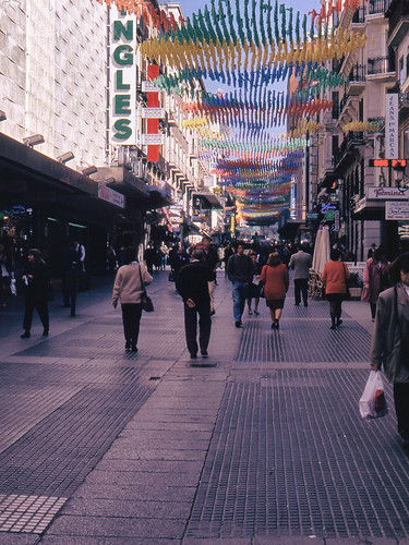 Calle de Preciados