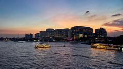 Bangkok Blue Hour
