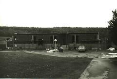 1985 Construction at Vermont Tech