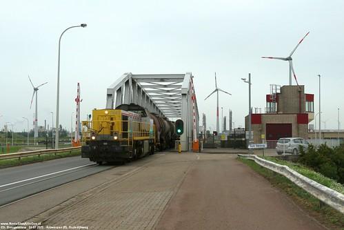 LINΞΛS 7843 - Antwerpen R.O. (B) 04-07-2020.