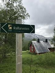 Rallarveien, Ofoten