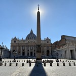 Vatican - St. Peter's Square - https://www.flickr.com/people/15029120@N00/