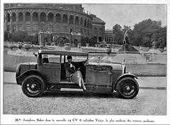 1925 Voisin 14 CV