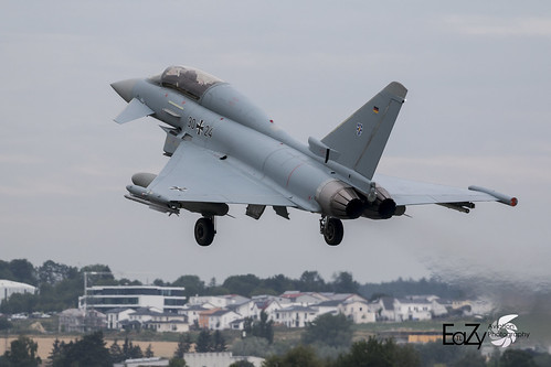30+24 German Air Force (Luftwaffe) Eurofighter Typhoon