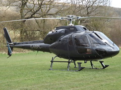 G-NBPL Aérospatiale AS-355F-2 Ecureuil 2  (Nigel Brunt Properties Ltd)