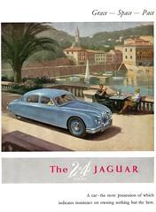 1957 Jaguar 2.4 Litre Saloon