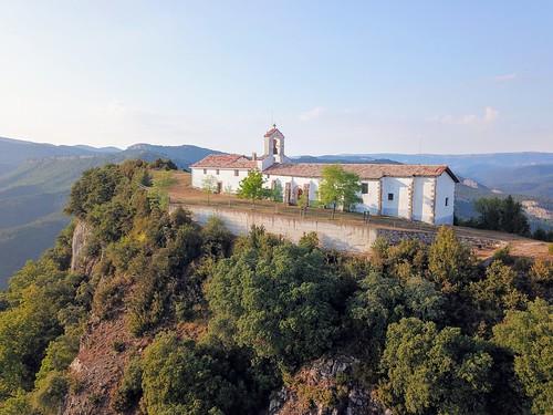 Ermita de Arburúa, Vale de Salazar, Navarra, España