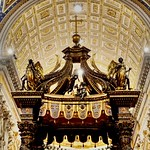 Basilica Papale di San Pietro 5 - https://www.flickr.com/people/21747240@N05/