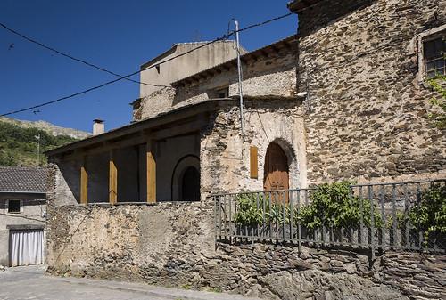 Prádena de Atienza, iglesia de la Natividad de Ntra. Señora.