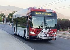 Utah Transit New Flyer 2018