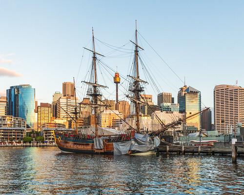 Sydney   |   HMB Endeavour