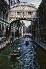 Bridge of Sighs - Venice - 1972