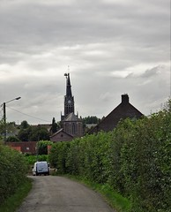 Godewaersvelde Église Saint-Pierre en 2020 (5) - Photo of Méteren