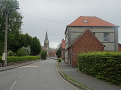 Godewaersvelde Église Saint-Pierre en 2020 (4) - Photo of Méteren