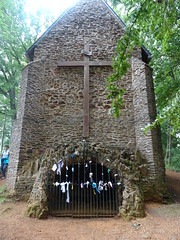 Berthen, la Chapelle catholique de la Passion - De Passjekapelle  (1) - Photo of Strazeele