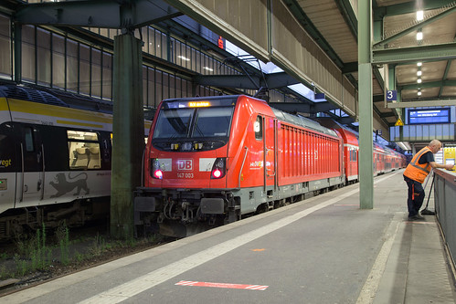 DB Regio 147 003 Stuttgart Hbf