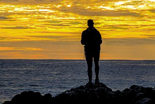 The Fisherman at Dawn. Week 22/52