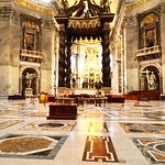 Basilica Papale di San Pietro 7 - https://www.flickr.com/people/21747240@N05/