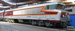 CC6572 Co-Co electric express loco