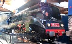 232U1 streamlined 4-6-4