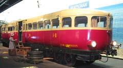 1933 MIchelin railcar