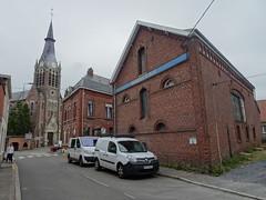 Godewaersvelde La brasserie St Eloi (1)