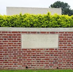 Godewaersvelde British Cemetery en2020 (3) - Photo of Méteren