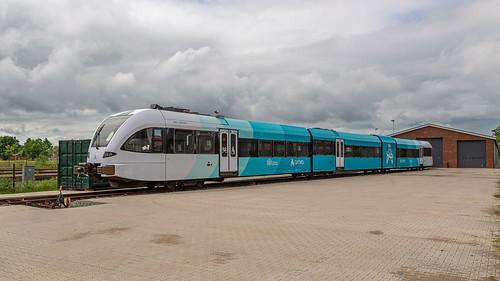 Winterswijk Arriva Noord 310 gerenoveerd