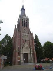 Godewaersvelde Église Saint-Pierre en 2020 (3) - Photo of Méteren