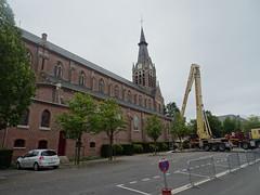 Godewaersvelde Église Saint-Pierre en 2020 (2)