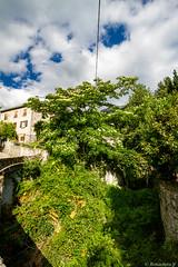 Chisà: A Vadina rossa: quartier du village