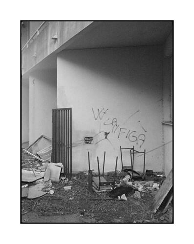 Abandoned vocational school n. 14