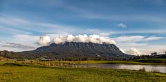 Mount Roland, Tasmania.
