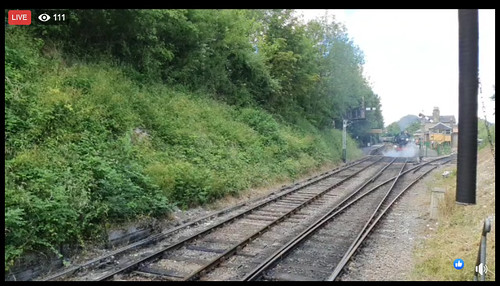 Watercress Line Re-Opening Departure from Alresford 11am 11/7/2020