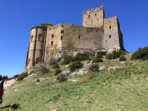 090 Loarre castell