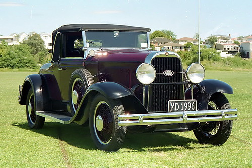 1930 Oldsmobile F30 Convertible Roadster