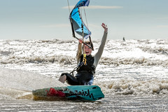 Kite Surfing in Lancashire 10.07.2020
