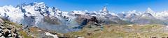 Gornergrat panorama