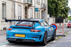 Porsche GT3 RS MkII