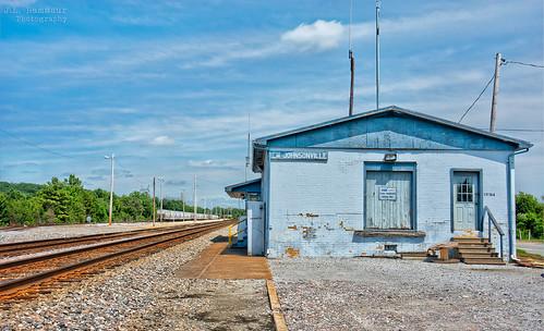 New Johnsonville Train Depot - New Johnsonville, Tennessee
