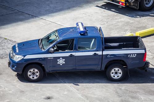 Polícia Marítima - Toyota Hilux