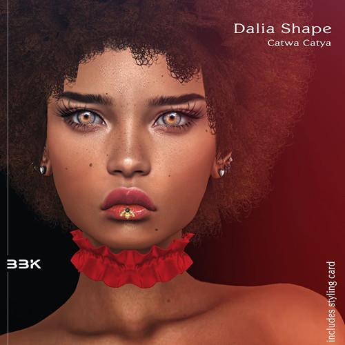 Dalia Shape (Catwa Catya)